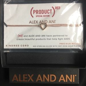 Alex and Ani Kindred Cord Bracelet